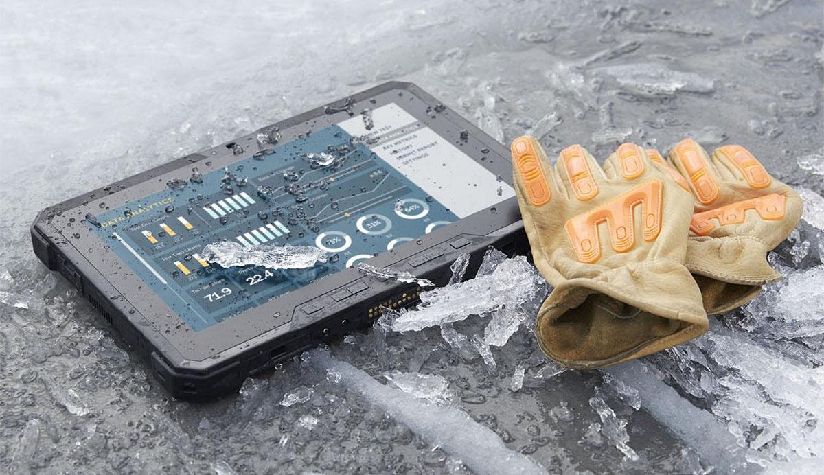 Latitude 12 Rugged: Tableti i Dell ndërtuar për tu përdorur në kushte ekstreme