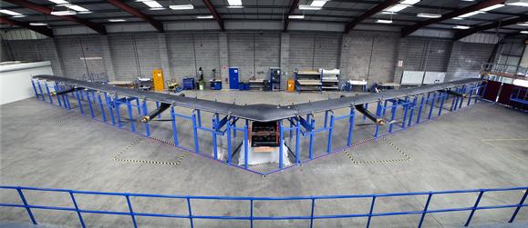 Aquila: Droni i Facebook që shpërndan internet në një rreze prej 50km