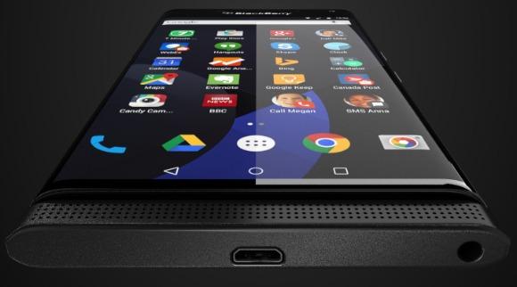 BlackBerry Venice është emri i koduar i smartfonit me sistem operativ Android