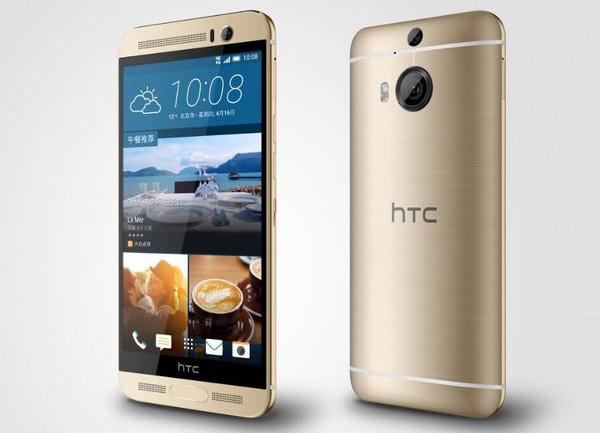 Smartfoni HTC One M9+ po vjen në tregjet europiane
