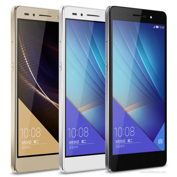 Huawei prezantoi smartfonin Honor 7. Karakterizohet nga një sensor i shenjave të gishtërinjve