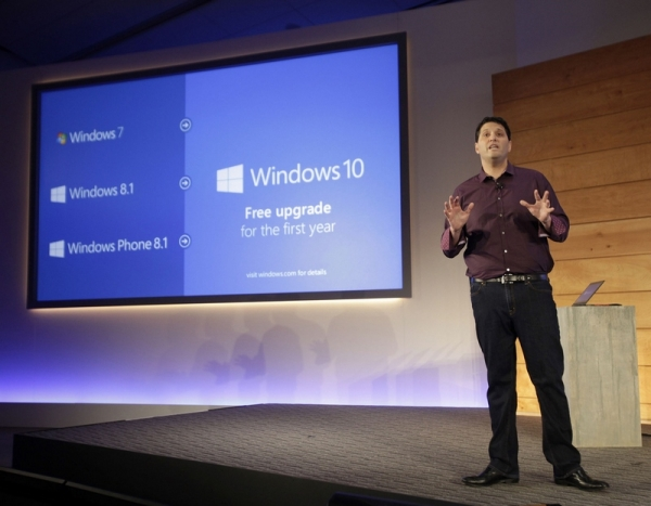 microsofts-terry-myerson-takes-the-stage-at-windows-10-event