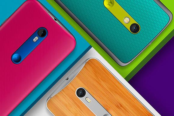 Motorola hedh dritë mbi smartfonët Moto X Style, Moto X Play dhe Moto G 2015