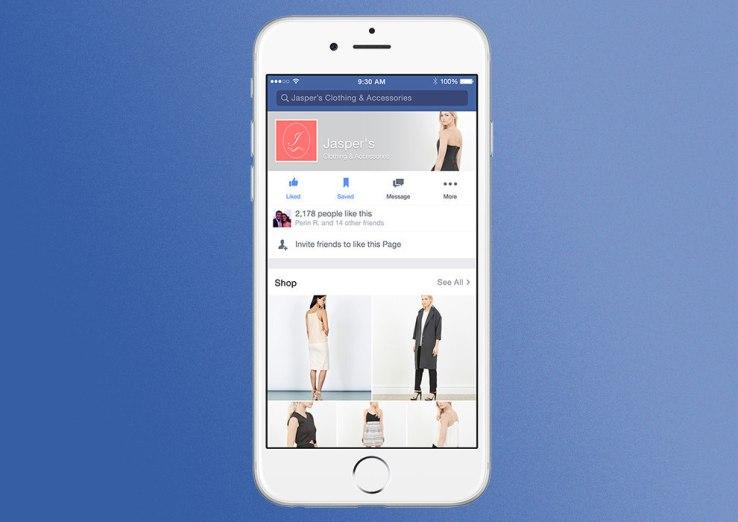 """Facebook është duke testuar butonin """"Buy"""" për blerje direkte në faqet e rrjetit social"""