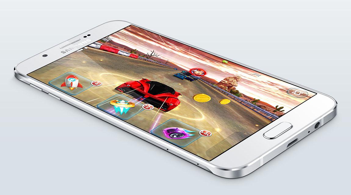 Samsung lançon Galaxy A8. Vetëm 5.9 mm trashësi