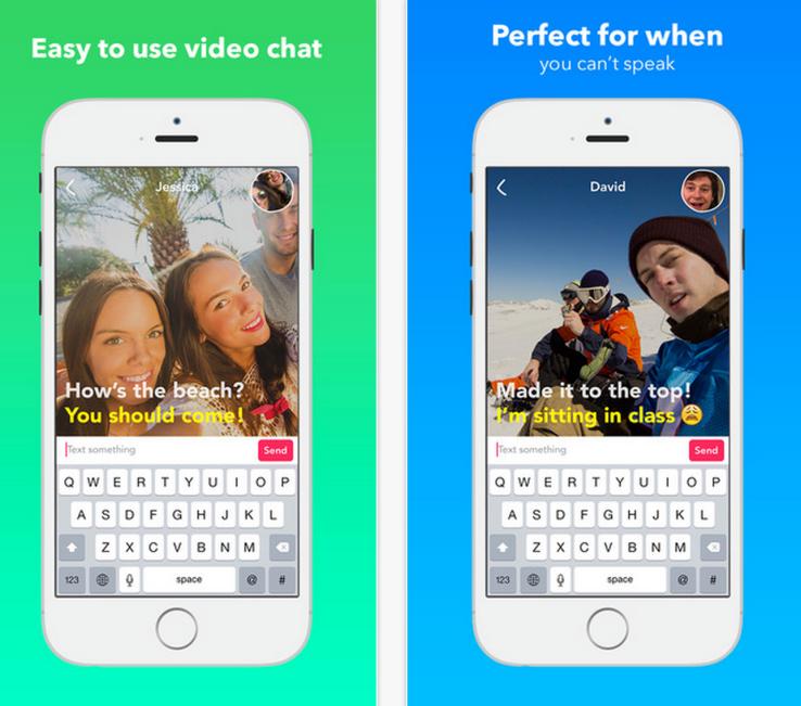 Yahoo prezanton aplikacionin e ri të shkëmbimit të mesazheve, Livetext