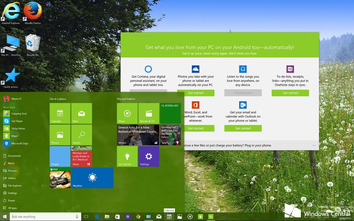 Microsoft publikoi ISO-t e ndërtimit 10162 të Windows 10-tës në uebfaqen Windows Insider