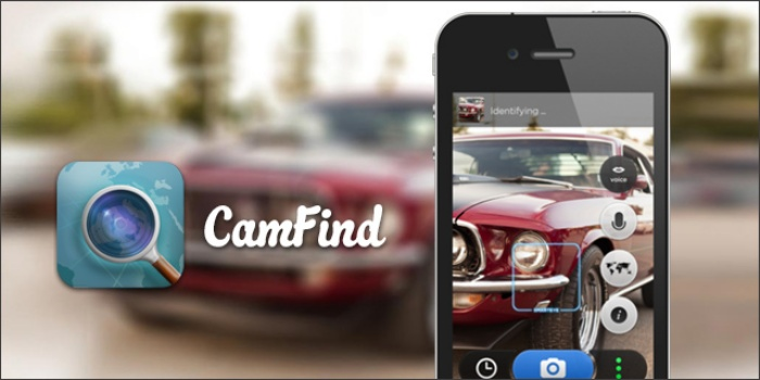 CamFind: Aplikacioni që identifikon çdo objekt me anë të kamerës së smartfonit