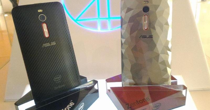 Asus sjell një version special me kapacitet 256GB të ZenFone 2