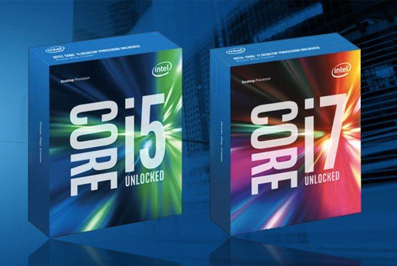 Intel hedh në treg proçesorët e parë Core i5 dhe Core i7 me arkitekturën Skylake