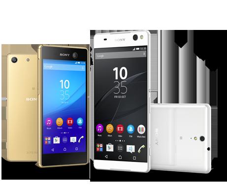 Sony sjell në treg dy smartfonë selfie: Xperia C5 Ultra dhe M5