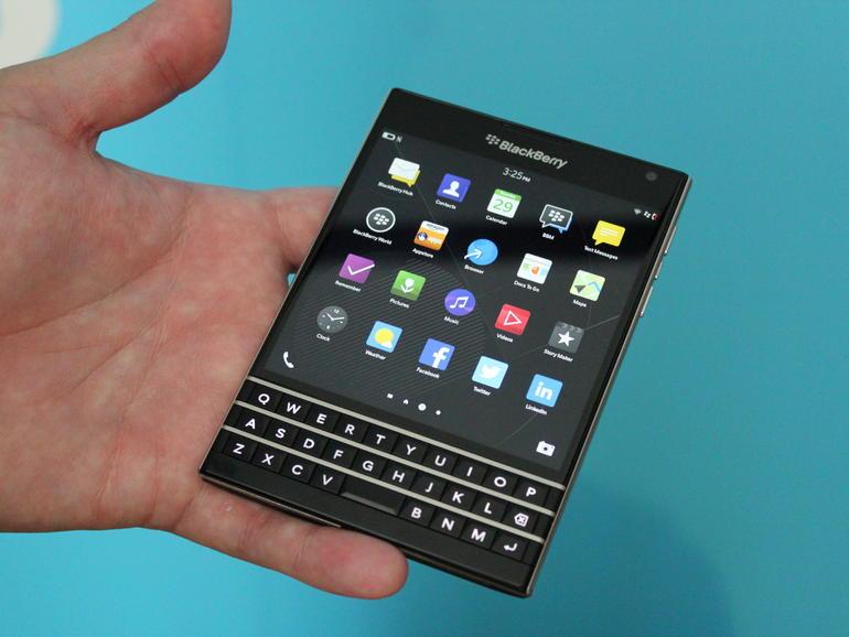 Një video e publikuar tregon BlackBerry Passport me sistem operativ Android