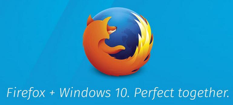 Mozilla sjell Firefox 40 për Windows 10. Thjeshtëzon përzgjedhjen e shfletuesit parësor