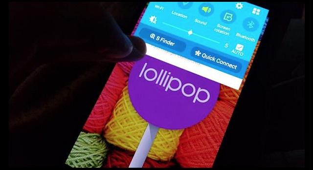 Versioni Europian i Galaxy Note 4 po merr përditësimin Android Lollipop 5.1.1