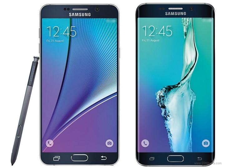 Publikohen foto të Galaxy Note 5 dhe S6 Edge+ dy javë nga evenimenti i Samsung