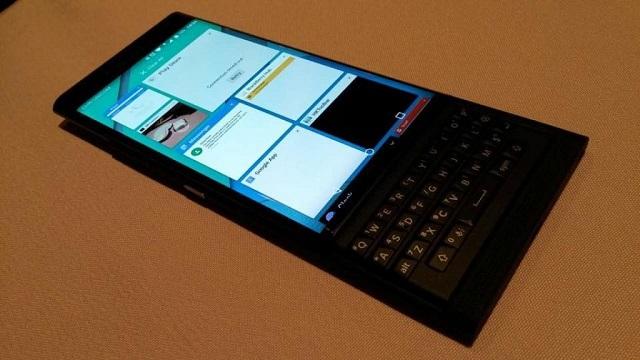 BlackBerry Venice shfaqet në imazhe live: Kamër 18 megapiksel dhe Android Lollipop