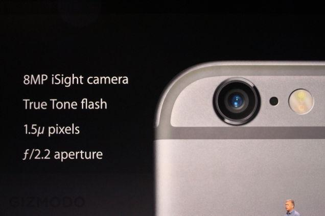Disa iPhone 6 Plus kanë problem me kamerën iSight. Apple ofron riparim falas
