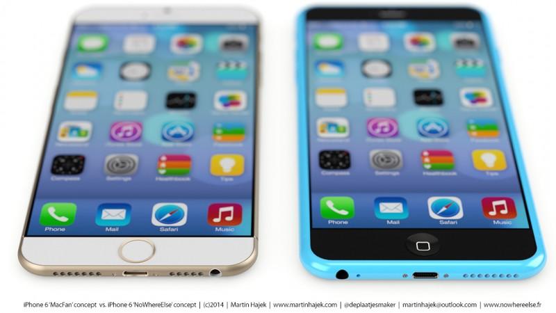 @evleaks: iPhone 6C mund të debutojë në Shtator krahas iPhone 6S dhe 6S Plus