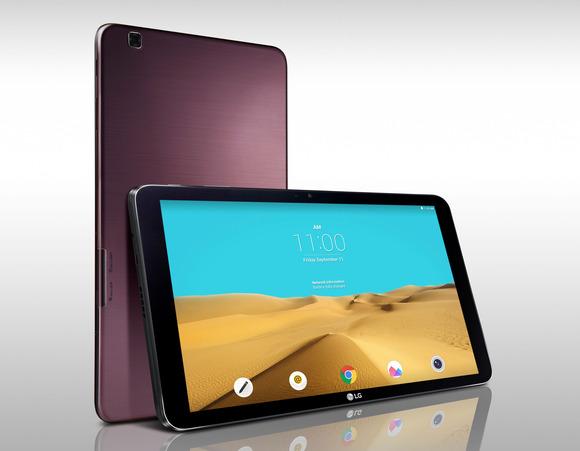 LG prezantoi tabletin G Pad II 10.1. Sjell përmirësime të ndjeshme mbi paraardhësin