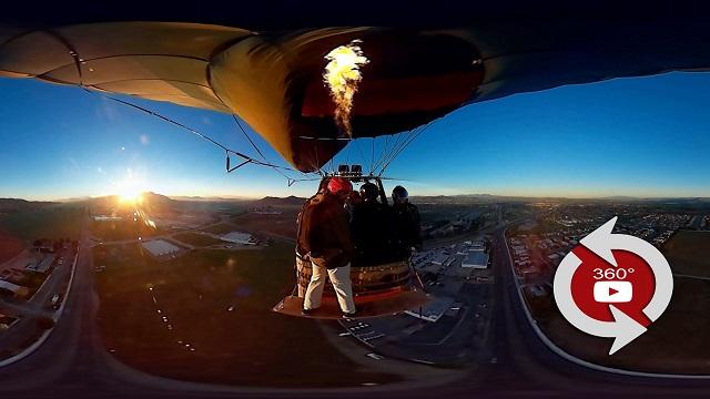 Vështroni një video 360 gradëshe të një avioni luftarak amerikan i Luftës së Dytë Botërore