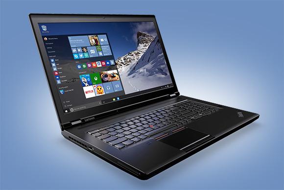 Lenovo prezanton laptopët ThinkPad P50 dhe P70 të fuqizuar nga proçesorët Intel Xeon