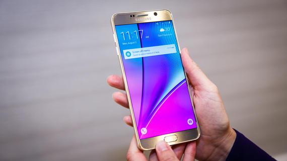 DisplayMate: Galaxy Note 5 është smartfoni me ekranin më të mirë të ndërtuar ndonjëherë