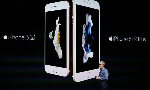 iPhone 6S dhe 6S Plus përmbajnë 2GB RAM