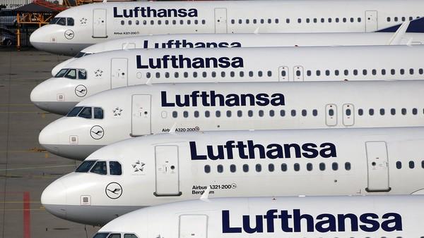Deutsche Telekom dhe Inmarsat sjellin internet me shpejtësi 4G në avionët e Lufthansa