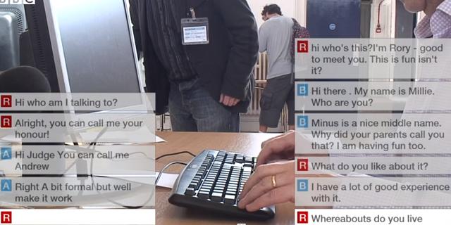 Roboti Chatbot Rose fiton çmimin për inteligjencën artificiale Loebner