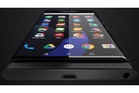 BlackBerry konfirmon: Smartfoni me sistemin operativ Android do të quhet Priv