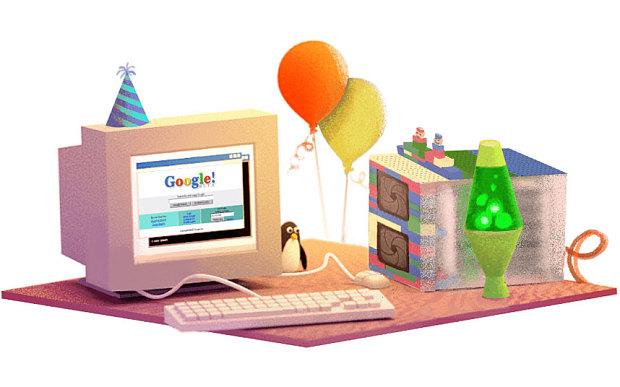 """Google feston sot ditëlindjen e 17-të me një """"doodle"""" të veçantë"""