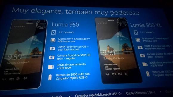 Detajohen Lumia 950, 950 XL dhe 550. Konfirmohet identifikimi e përmes syrit
