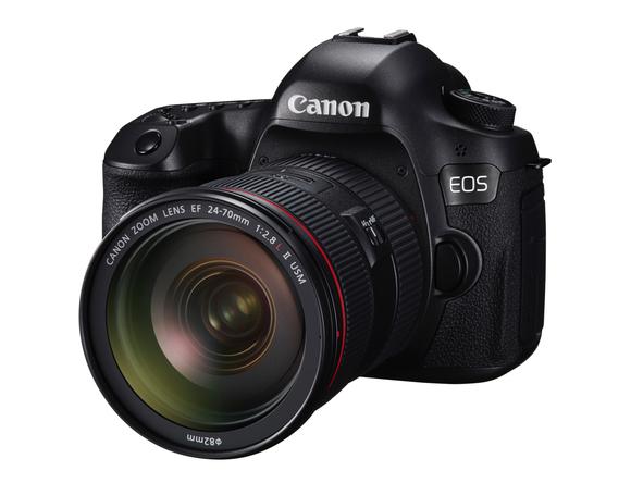 Canon ndërtoi një DSLR me sensor ekstrem prej 120 megapiksel