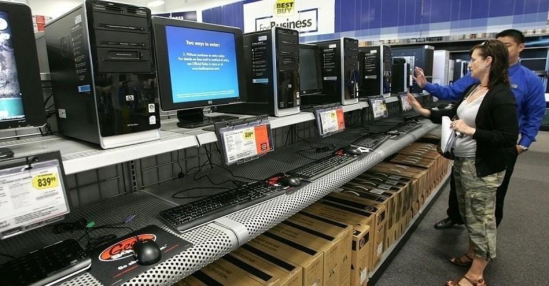 Gartner: Shitjet e kompjuterave ranë globalisht me 7.7 % . Sipas IDC rënia është me 10.3 %