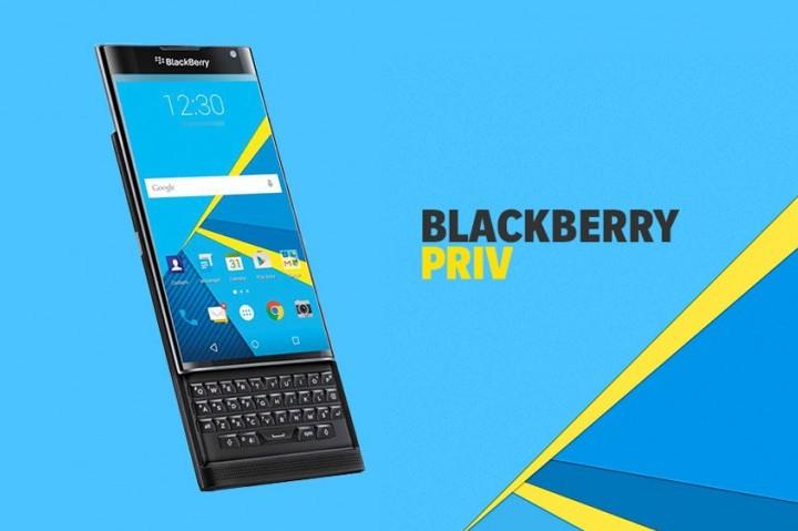 BlackBerry Priv në shitje për 750 dollar nga data 16 Nëntor