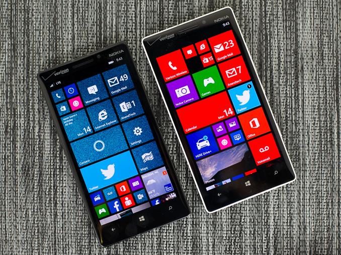 Platforma mobile Windows shënon rritje të fuqishme në Europë