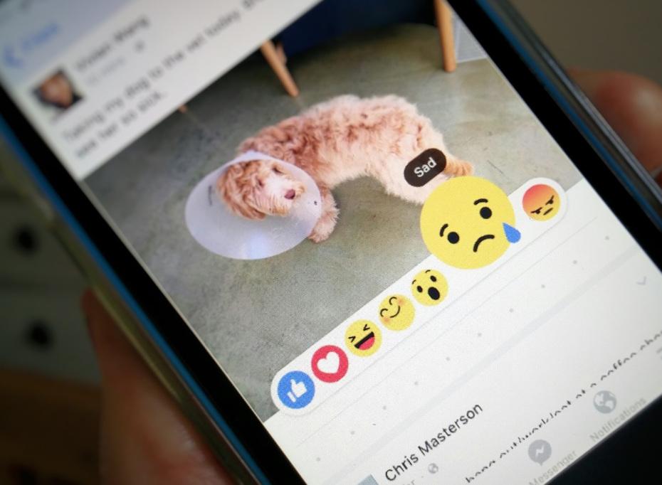 Nuk do të ketë një buton të vërtetë dislike në Facebook. Njihuni me butonët e Reagimeve