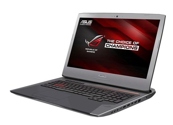 Asus ripërtëriti linjën e laptopëve të lojërave me proçesorët Skylake dhe porta ThunderBolt 3.0