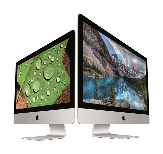 Apple prezantoi iMac-un e ri 21.5 inç me ekran 4K Retina. Modeli 27 inç tani me ekran 5K