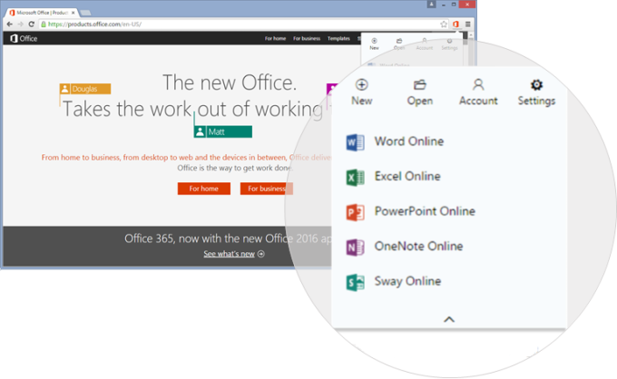 office-chrome-extension