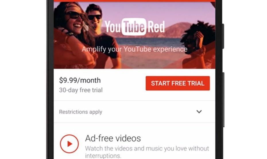 Google prezantoi Youtube Red, abonimin 10 dollarësh që ofron eksperiencë pa reklama në Youtube