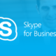 Microsoft solli aplikacionin Skype for Bussines në iOS. Homologu i Android jo më parë se fundviti