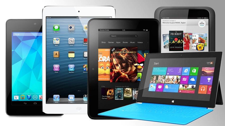 Tabletët Android më të mirë për punë dhe argëtim (Tetor 2015)