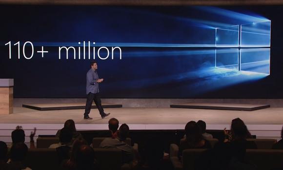 Facebook përqafon aplikacionet universale. Windows 10 është instaluar në 110 milion paisje