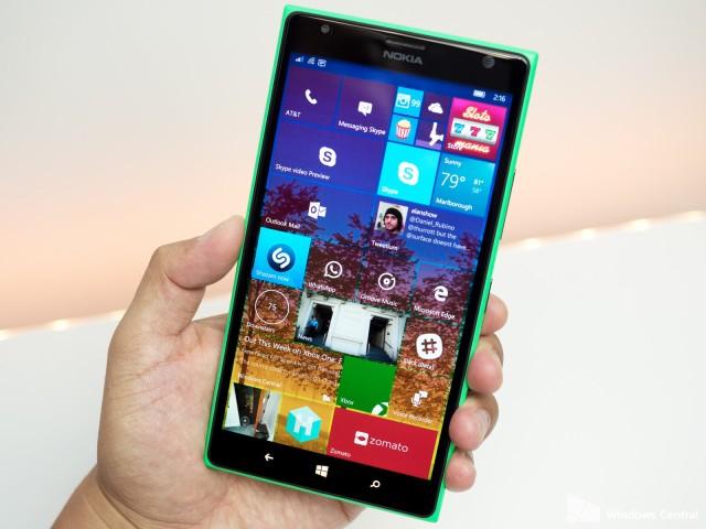 Microsoft publikoi ndërtimin 10572 të Windows 10 Mobile