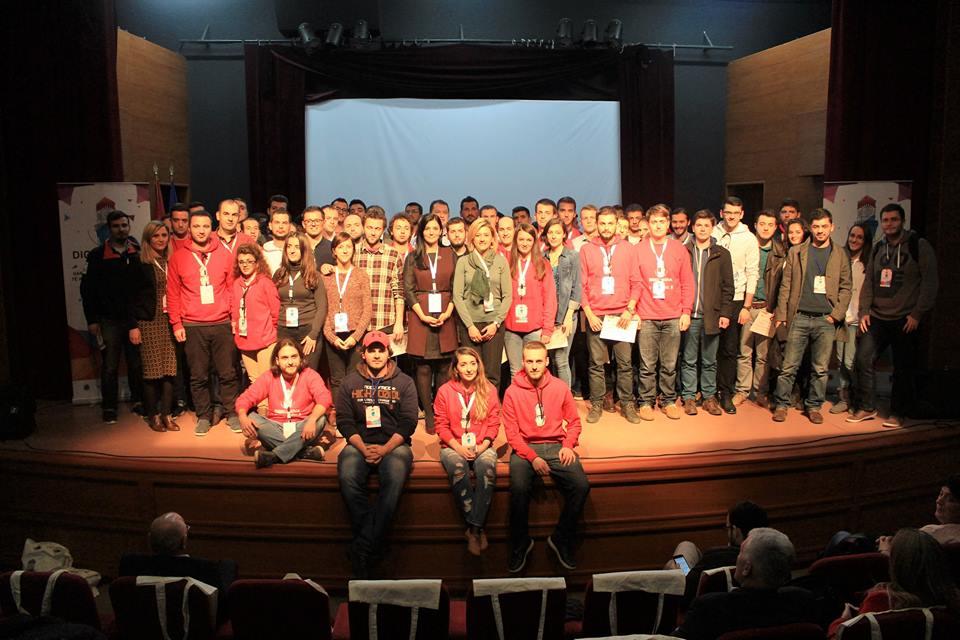 Finalizimi i konkursit DiGiGjakova konkludoi me kurorëzimin e tre ekipeve fituese