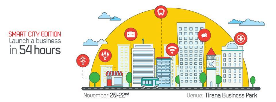 """Startup Weekend Tirana promovon Tiranën """"Inteligjente"""" në datat 20-22 Nëntor"""
