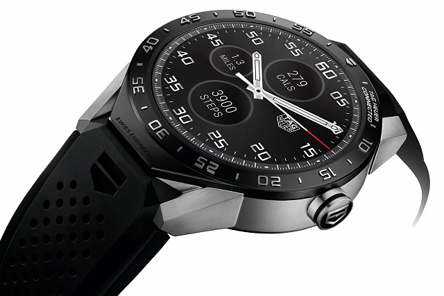 Tag Heuer në bashkëpunim me Google sjell orën inteligjente Connected Watch