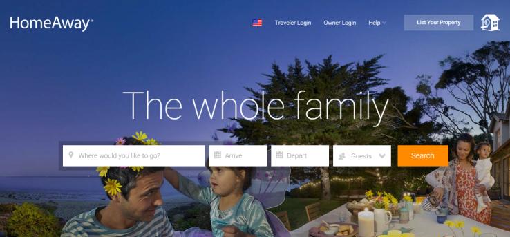 Expedia blen HomeAway. Shndërrohet në rivalin direkt të Airbnb