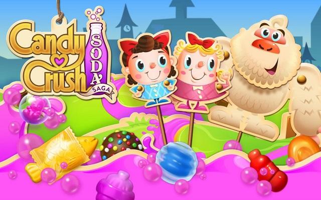 Activision Blizzard bleu zhvilluesin e Candy Crush për 5.9 miliard dollar
